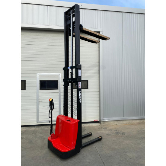 TRANSPALETA ELECTRICA CU CATARG VALLIFT - QDA1030
