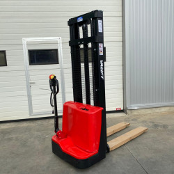TRANSPALETA ELECTRICA CU CATARG VALLIFT QDA1016