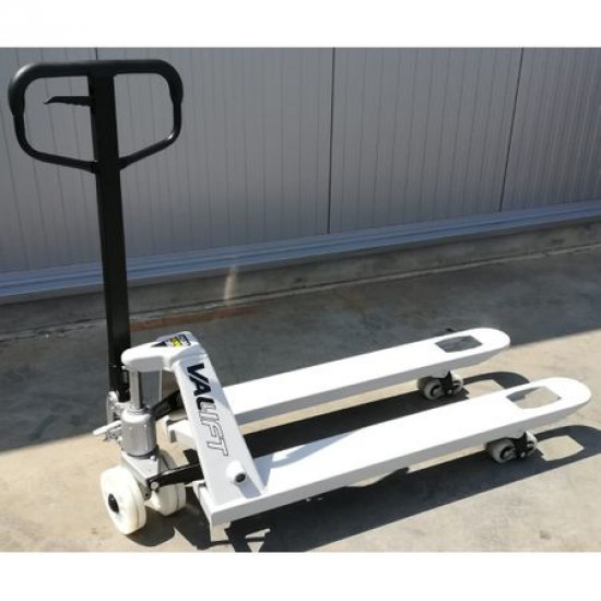 Transpalet manual STANDARD Vallift 2500 kg - Roti Poliamida