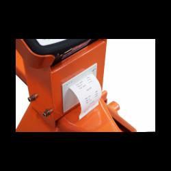 Transpaleta manuala cu cantar si imprimanta 2500kg VL-TMCI25 VALLIFT