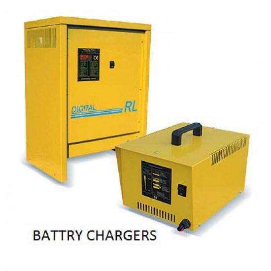 Redresoare – Incarcatoare baterii tractiune stivuitoare